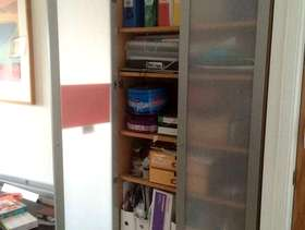 Freecycle IKEA Billy bookcase (Morliden)