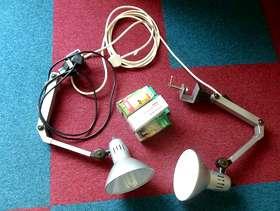 Freecycle 2 adjustable lights