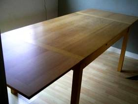 Freecycle Dining room table for sale