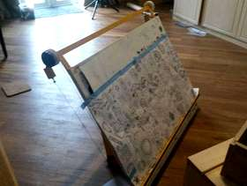 Freecycle Architect's drawing board.