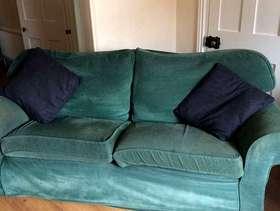 Freecycle Multiyork sofas
