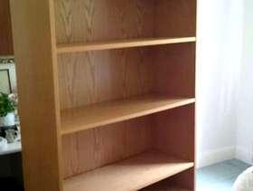 Freecycle Large bookcase