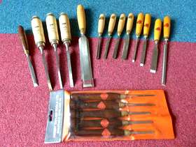 Freecycle Chisels