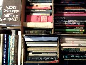 Freecycle Assorted books giveaway