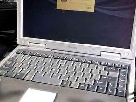 Freecycle Toshiba Satellite 1110 Laptop