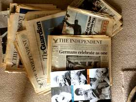 Freecycle Important event newspapers