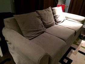 Freecycle Full sized sofa