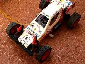 Freecycle Remote control car