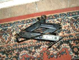 Freecycle Car Jack