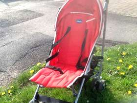 Freecycle Chicco pushchair