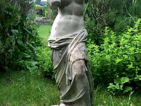 Freecycle Garden statue - Haslemere