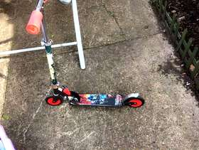 Freecycle Scooter