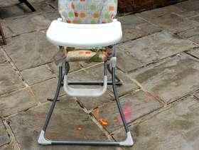 Freecycle High chair