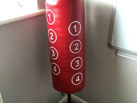 Freecycle Punch bag