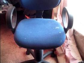 Freecycle Computer or office type chair