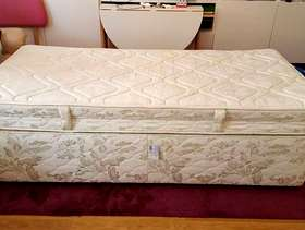 Freecycle 3 foot divan bed with 2 drawers
