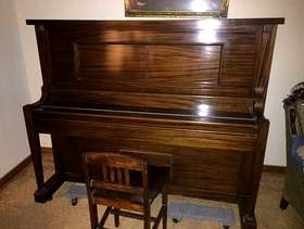 Freecycle Upright piano (player)