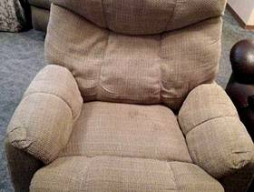 Freecycle Reclining Rocker Easy Chair