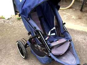 Freecycle Phil & Teds Pushchair