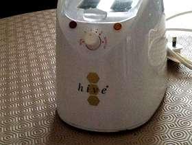 Freecycle 1 wax bottle heater