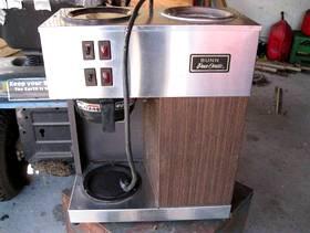 Freecycle Bunn coffee maker