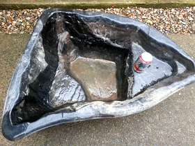 Freecycle Pond - Plastic moulded liner
