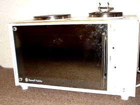 Freecycle Mini electric oven with hotplates