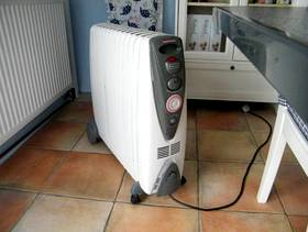 Freecycle Electric Room Heater