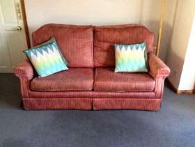 Freecycle Three seater sofa