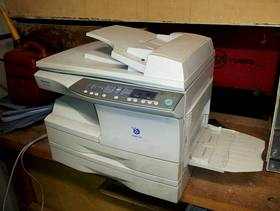 Freecycle Sharp AL-1250 Copier