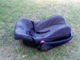 Freecycle Baby seat