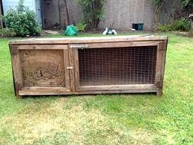 Freecycle Guinea Pig Hutch