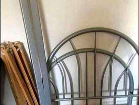 Freecycle Single bed frame
