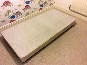 Freecycle Single Bed Base