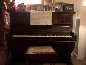 Freecycle Heyl piano, beautiful tone