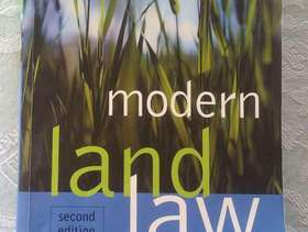 Freecycle Modern Land Law - 2nd edition
