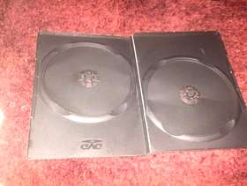 Freecycle DVD cases