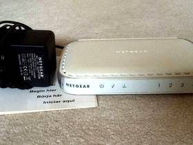 Freecycle Netgear router