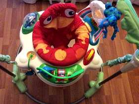 Freecycle Jumperoo