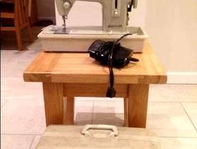 Freecycle Sewing machine