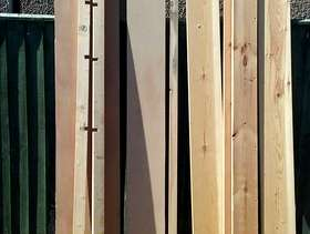 Freecycle Assorted timber