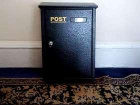 Freecycle Post box