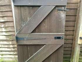 Freecycle Garden Gate