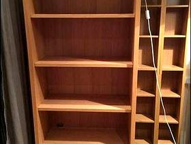 Freecycle Large Bookcase - Free to a good home!