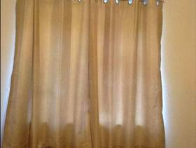 Freecycle Curtains