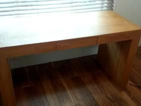 Freecycle Heavy solid wood desk - Twickenham