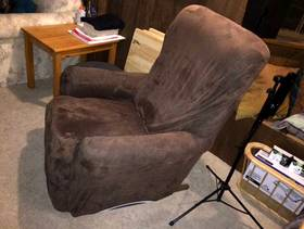 Freecycle Lazyboy recliner