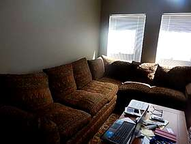 Freecycle Free Bassett Sectional Couch