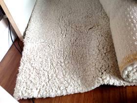 Freecycle John Lewis 100% wool rug