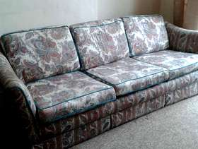 Freecycle Sofa and chair